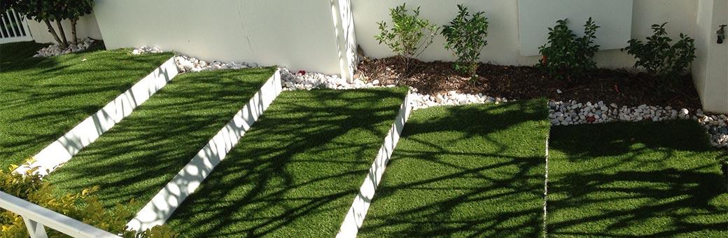 Unique surfaces - Turf Green