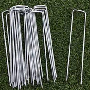 Galvanised U Pins x 150mm Long - Buy Online - Turf Green