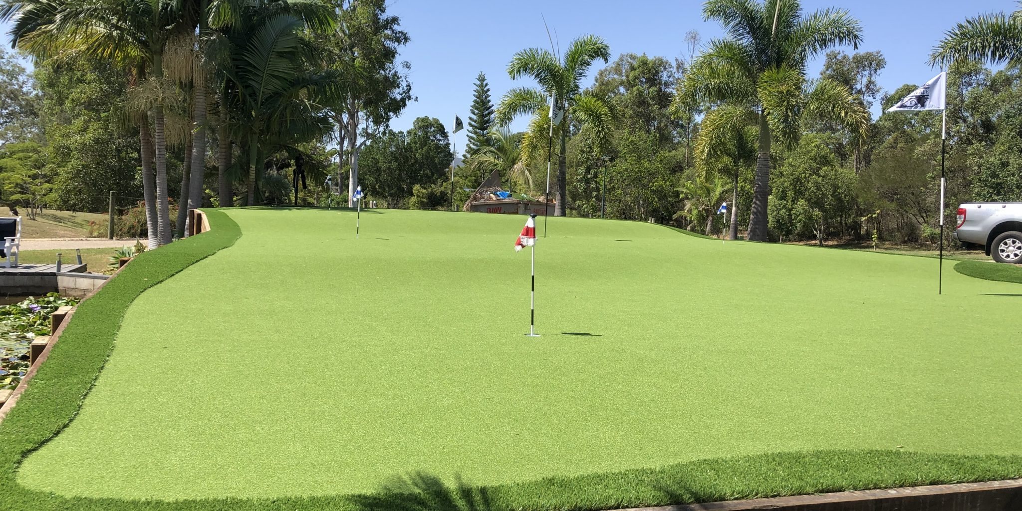 Image of: Things To Consider When Installing A Backyard Putting Green