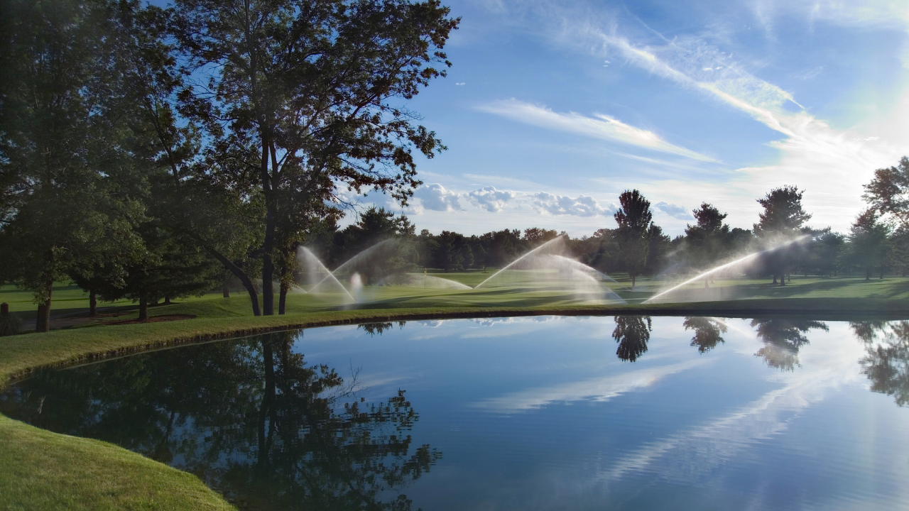commercial irrigation